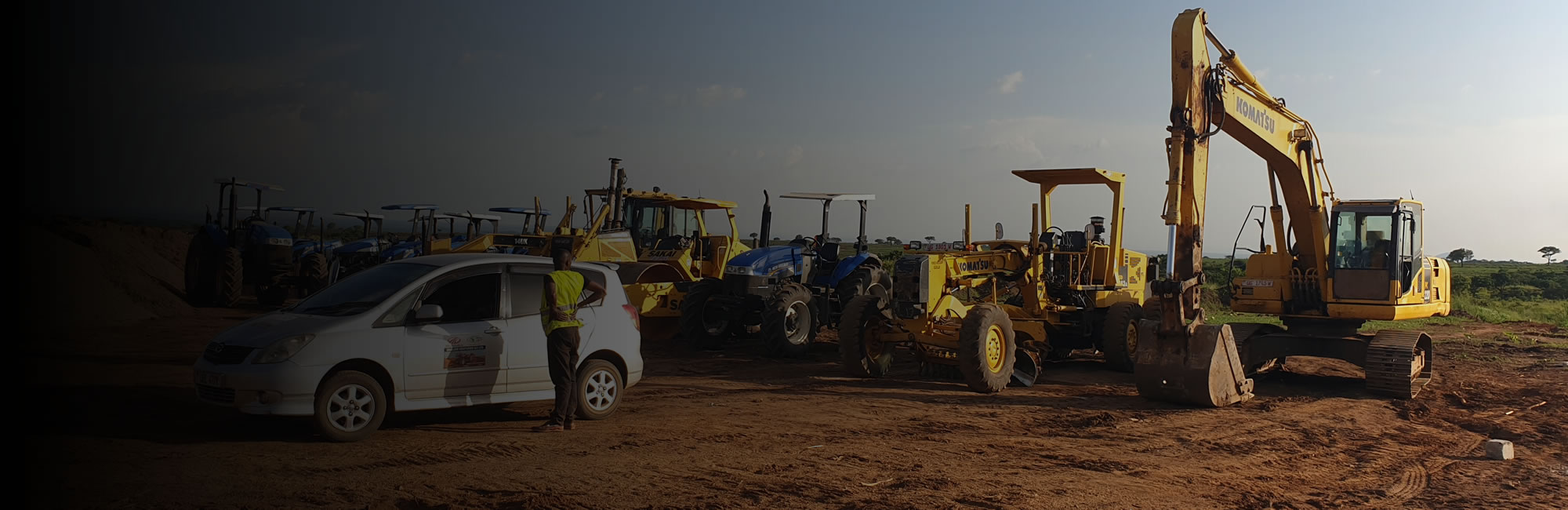 TRACTOR YARD - WE REPAIR AND PROVIDE SPARES FOR TRACTORS